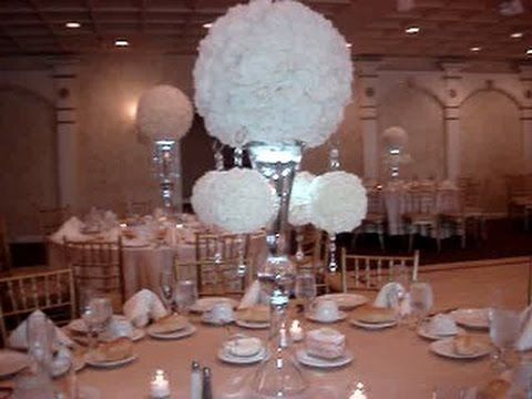 Rose Ball Centerpieces Are Available To Rent In Ny Nj Pa Ct
