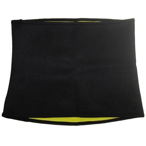 0e02645b36  EBay  Kissyuer Black Neoprene Waist Cincher Corset Shapers Tummy Belly  Girdle Waist Trainer Slimming Belt S-Xxxl Kc104