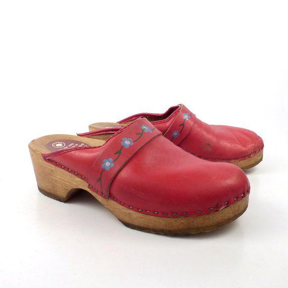 Resultats De Recherche D Images Pour Sabots Chaussures Annees 80