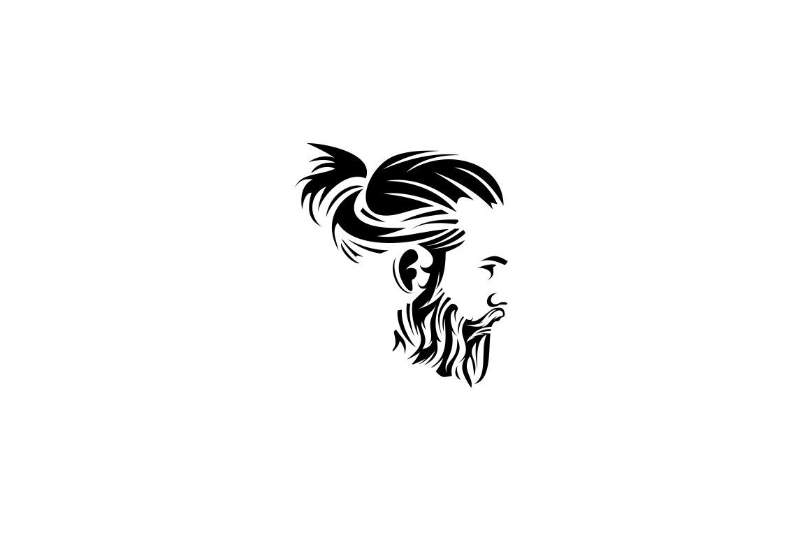 Bad Boy Logo Beard Wallpaper Hipster Drawings Hipster Illustration