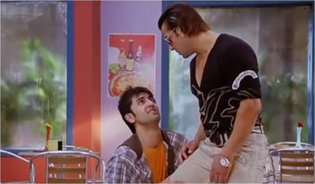 Salman and Kareena from Kyon Ki   Everything Salman Khan