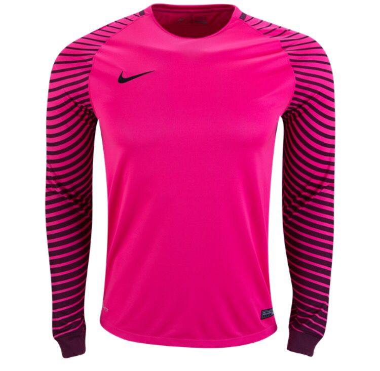 In love nike long sleeve goalkeeper long sleeve