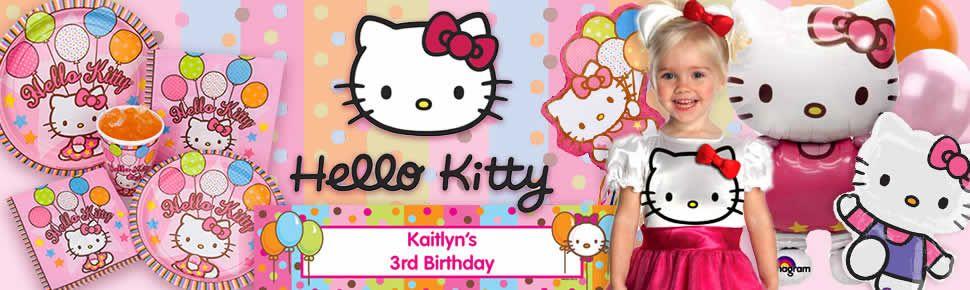 HELLO KITTY RAINBOW AWARD MEDALS 12 ~ Birthday Party Supplies Favors Sanrio