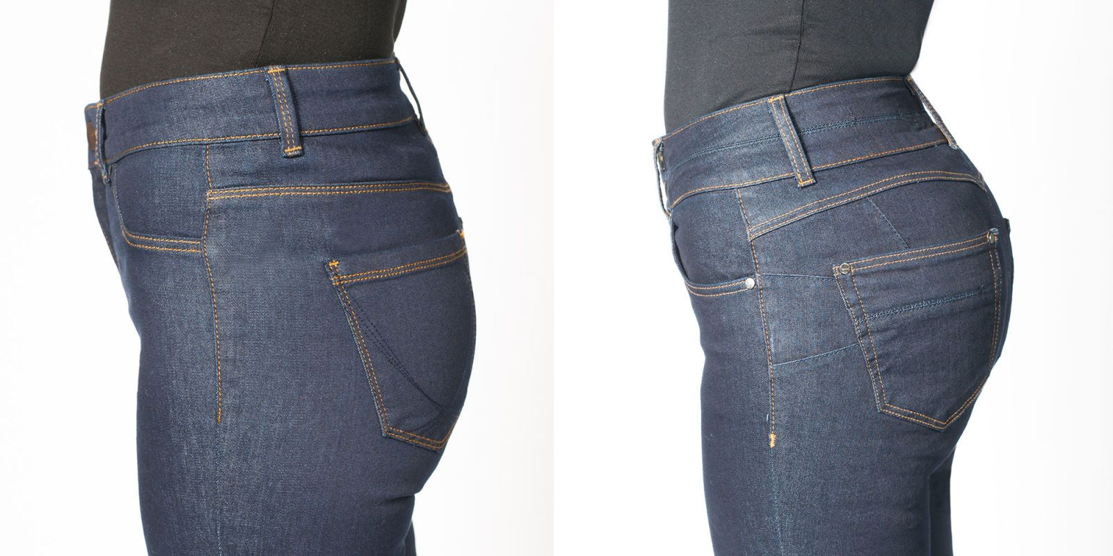 403f4a7ae7a Bum-enhancing jeans  the new BIG fashion trend