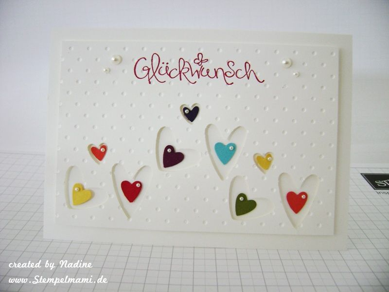 Geburtstagskarte birthday card stampin up 029 karten for Pinterest geburtstagskarte
