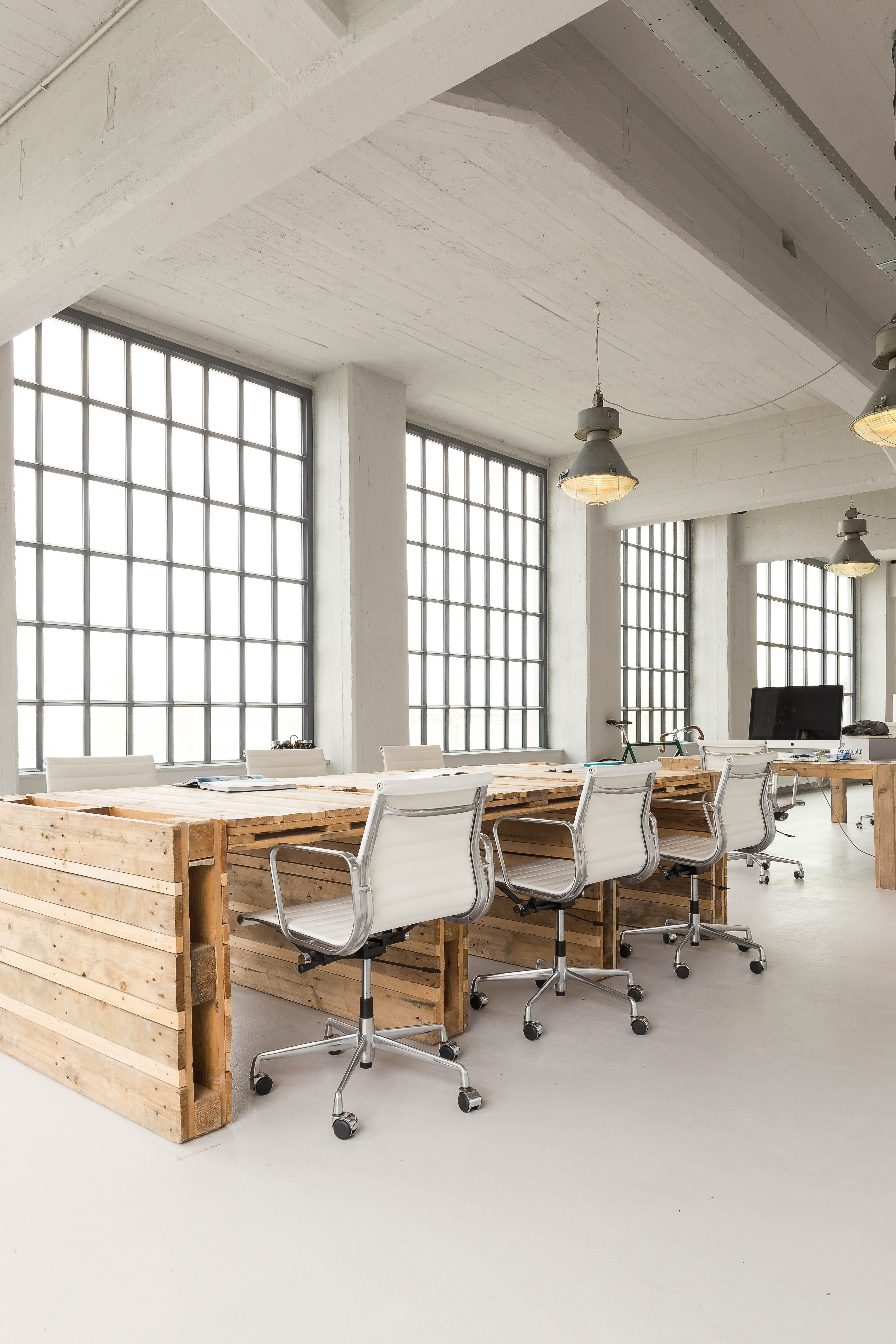 Office Design Train Your Brain With The Best Light You Can Get