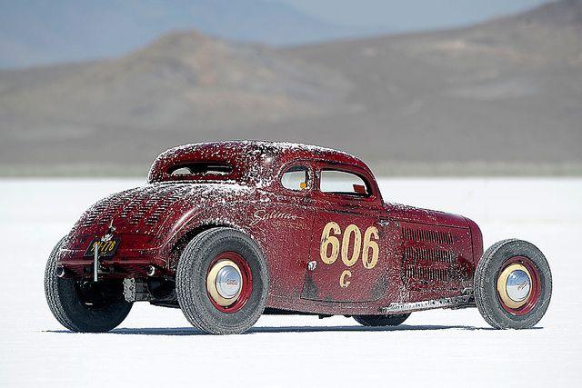 '34 Ford @ Bonneville Speed Week
