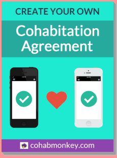 Create Your Own Cohabitation Agreement  Book By The Cohab Monkey