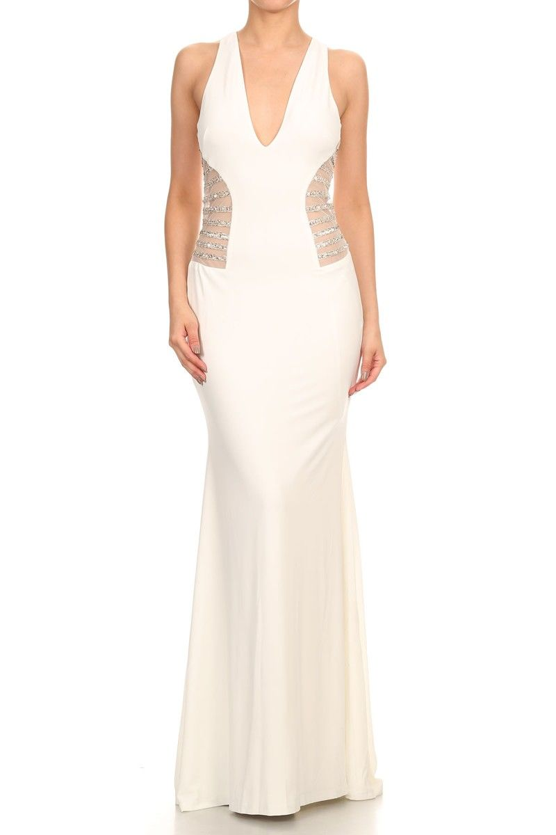 Long evening dress vvd cfashionprepackslong