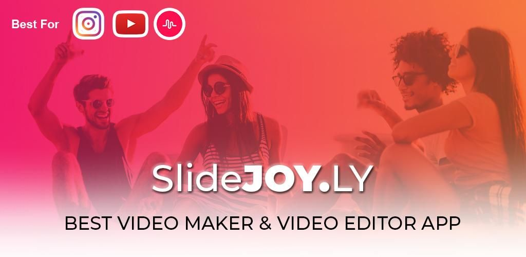 Slidejoy Video Maker with Song