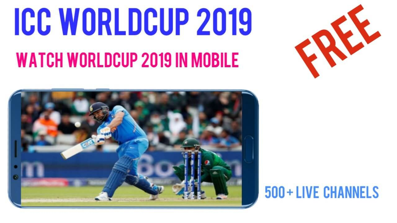 World Cup 2019 Cricket Live Net Tv Free Watch Movies