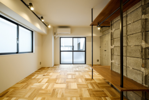 見せるために 404号室(東京都文京区) | 東京、神奈川、千葉、埼玉のリノベーション・デザイナーズ賃貸ならグッドルーム[goodroom]