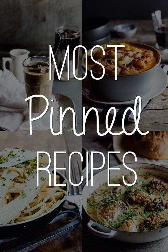 Most Pinned Recipe | Recipes from Our Partners | Pinterest ...