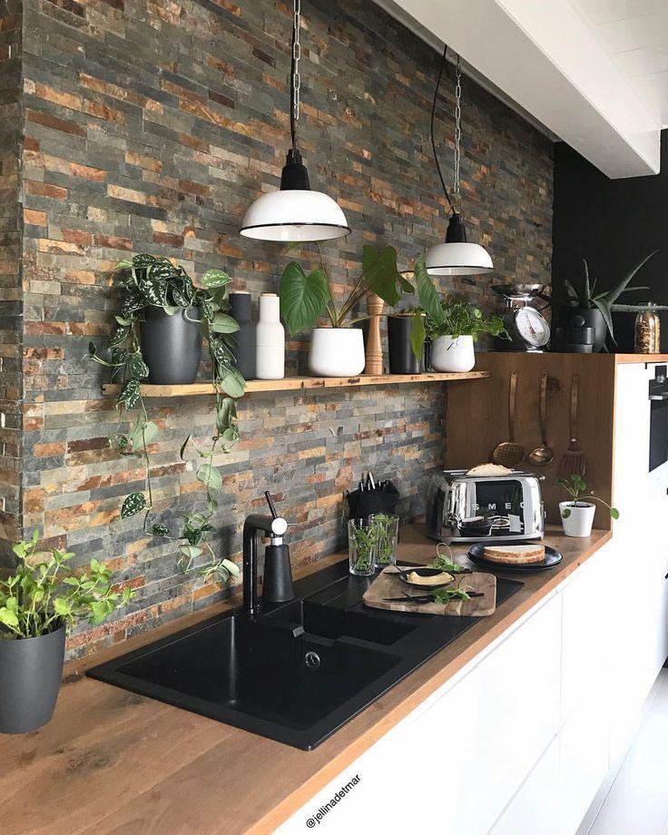 Jellinadetmar Bei Webstaqram Instagram Beitrage Videos Und Geschichten Deko Tisch Kuche Loft Wohnung Kuche Dekoration