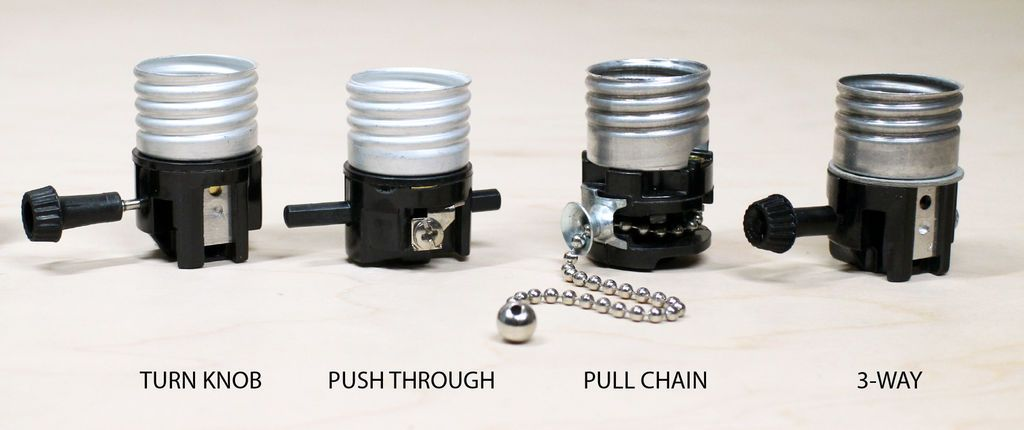 Image Result For Types Of Lamp Switches