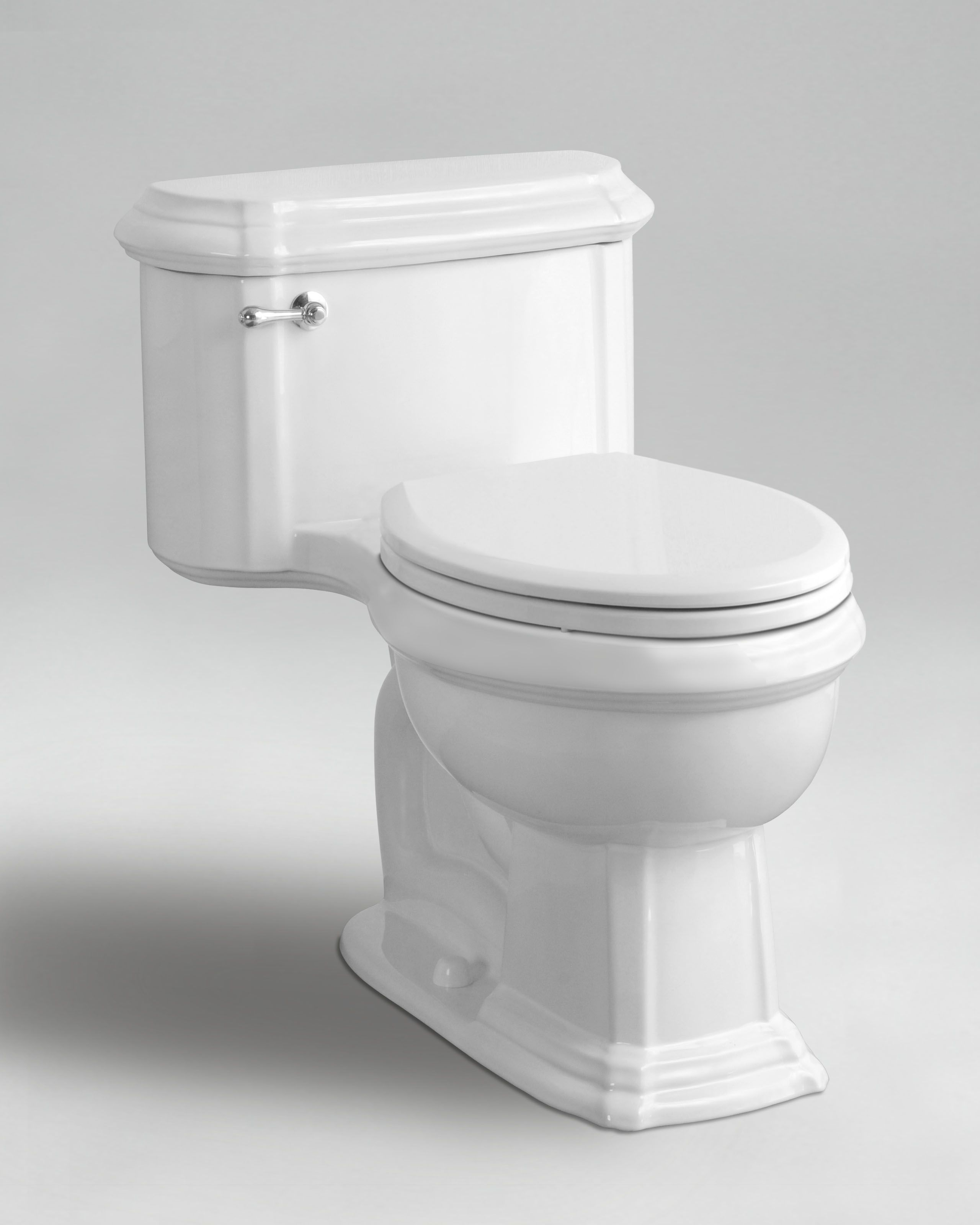 Icera St Thomas Creations Vanier Toilet With Images One Piece