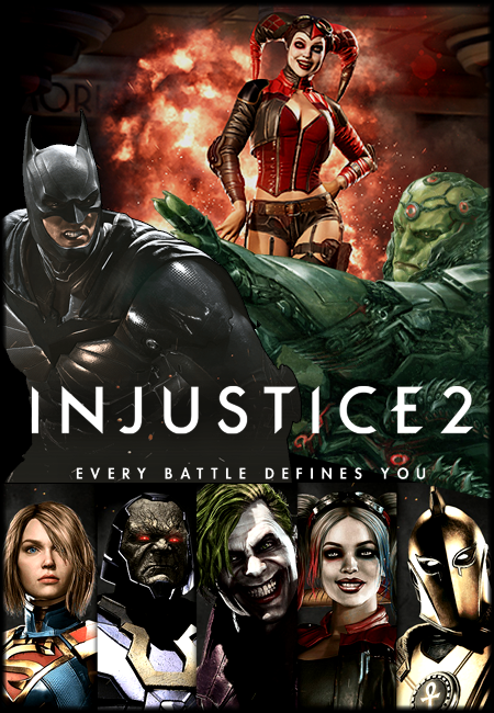 article _ Injustice 2 Latest video games, Injustice 2