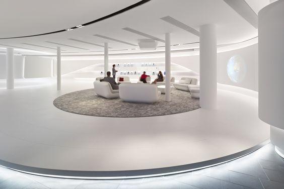 Deutsche Telekom TGallery X.0 Interior, Corporate