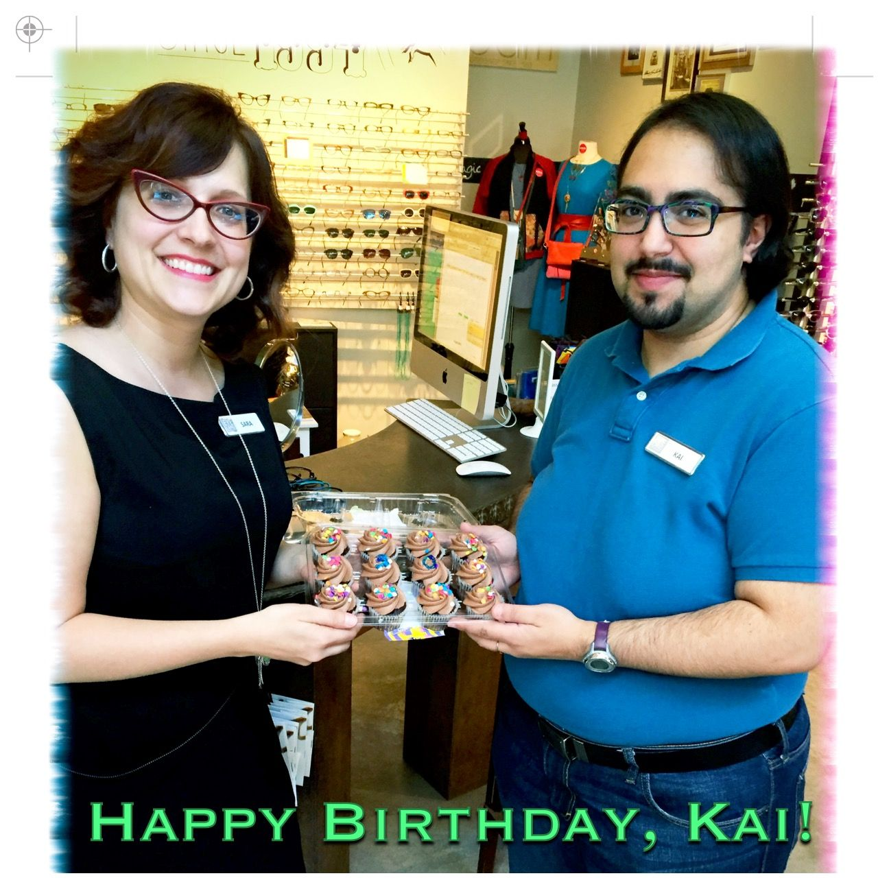 Celebrating The Birth Of Our Licensed Optician Lab Superstar