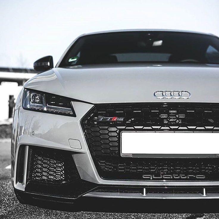 Audi Tt Rs Car Audi Tt Audi Luxury Cars