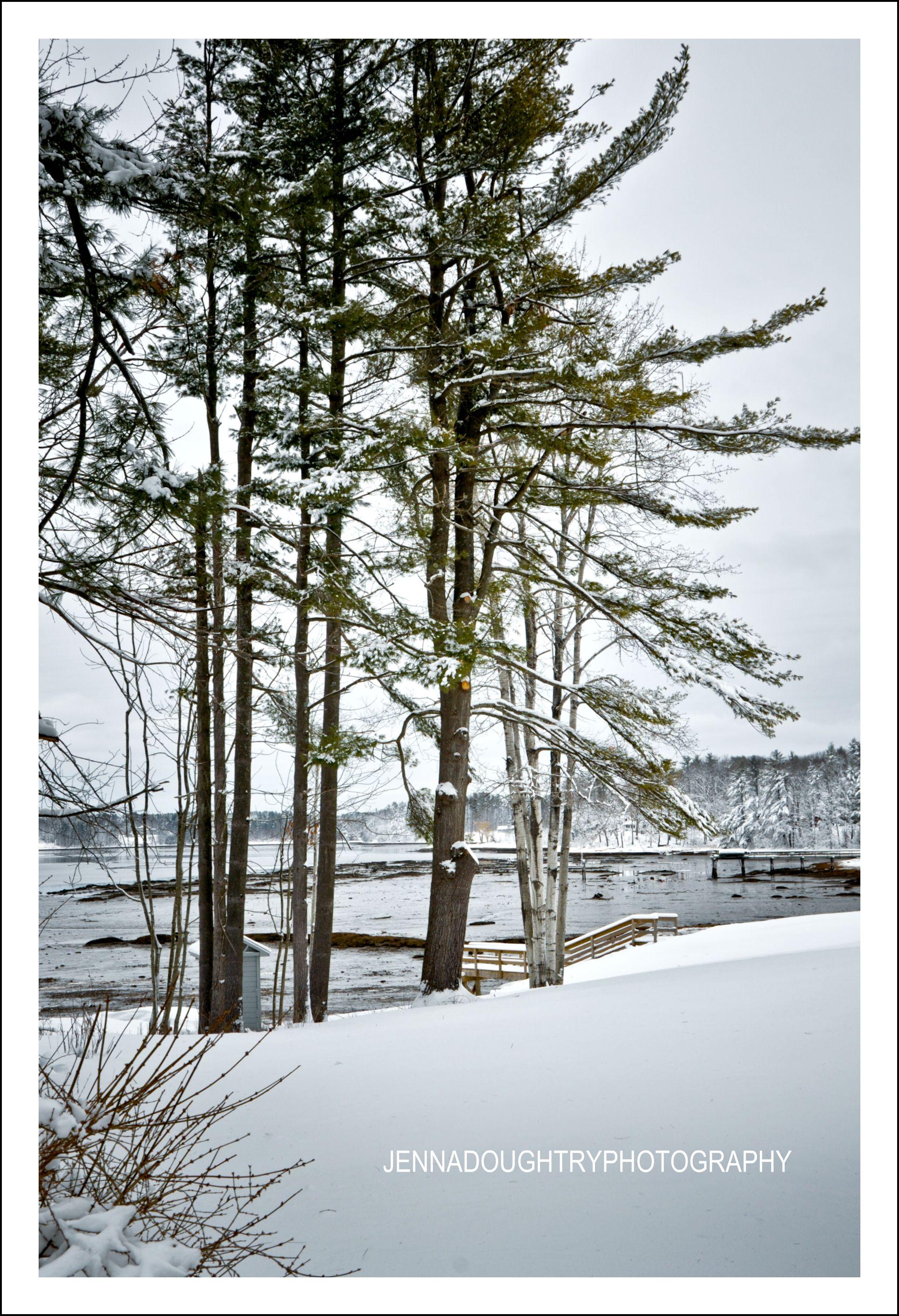 Winter - Southern Maine Coast 2012