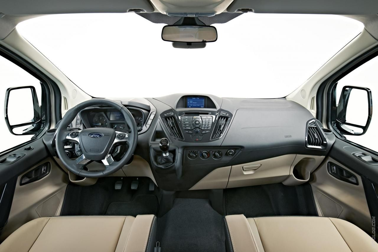 Ford tourneo courier pictures to pin on pinterest - 2012 Ford Tourneo Custom Concept