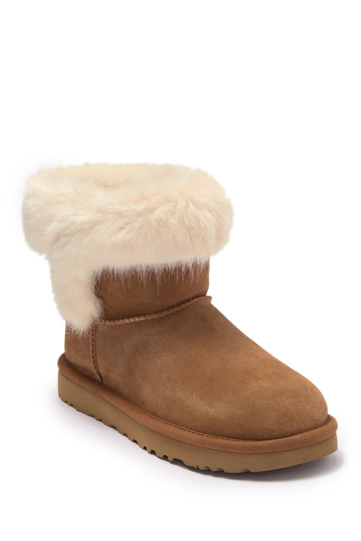 are uggs real sheepskin