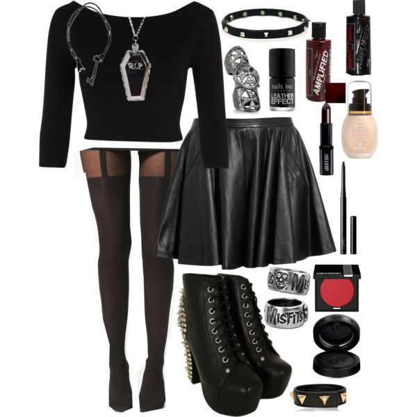 U0026quot;Ash Costello My Ultimate Style Inspirationu0026quot; by supra-geek12 on Polyvore | Outfits | Pinterest ...