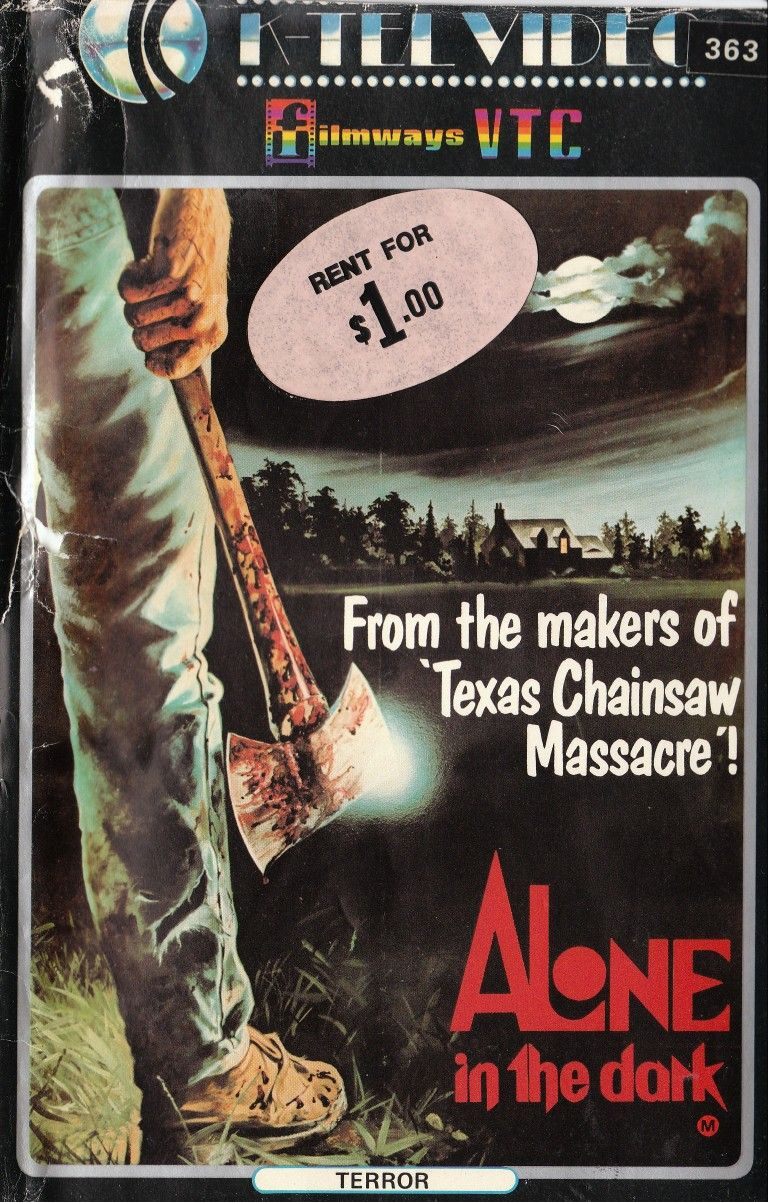 alone in the dark movie 1982