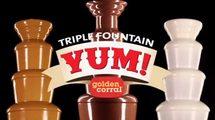 Golden Corral Presents The Greatest Flow On Earth Golden Corral Breakfast Places Ihop