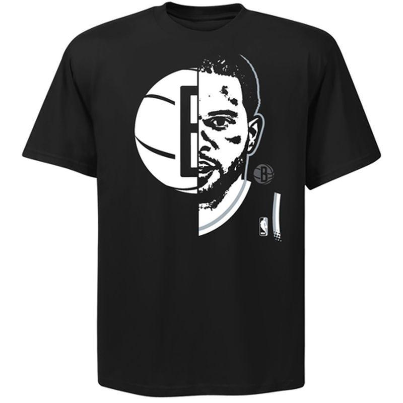 Majestic Deron Williams Brooklyn Nets Youth (Sizes 8-20) GameFace T-Shirt da71f3809