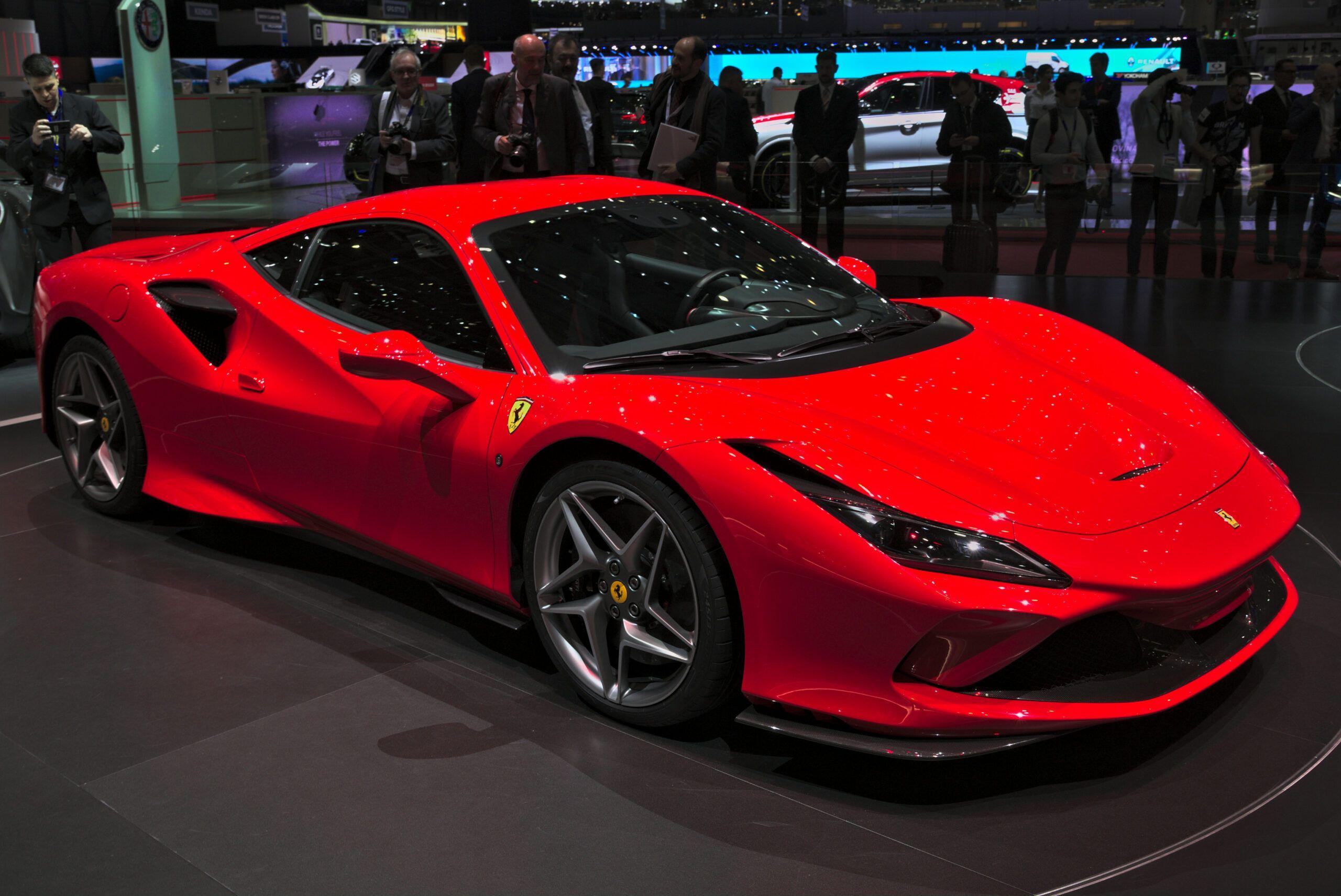 2020 Ferrari Top Speed In 2020 Ferrari Car Ferrari Ferrari 458