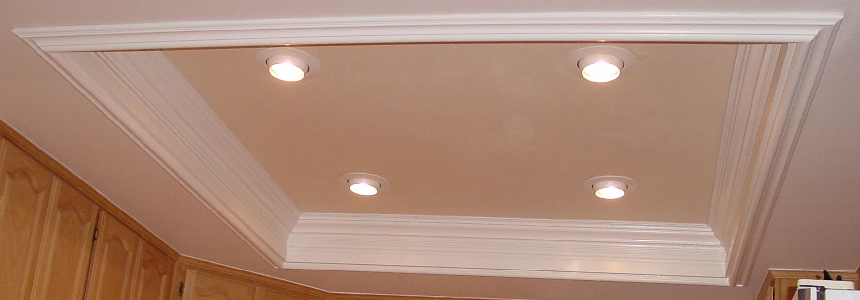 Lovely Recessed Kitchen Lighting
