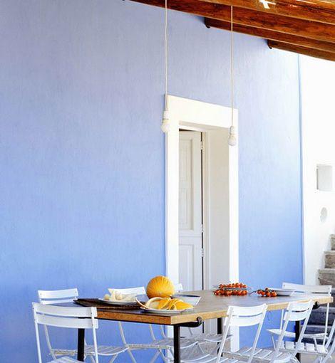 Paredes azul turquesa con azul marino paredes   google search ...