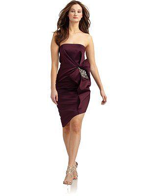Beste Saks Dresses Cocktail Fotos - Brautkleider Ideen - bodmaslive.com