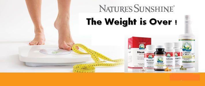 natures sunshine para perder peso