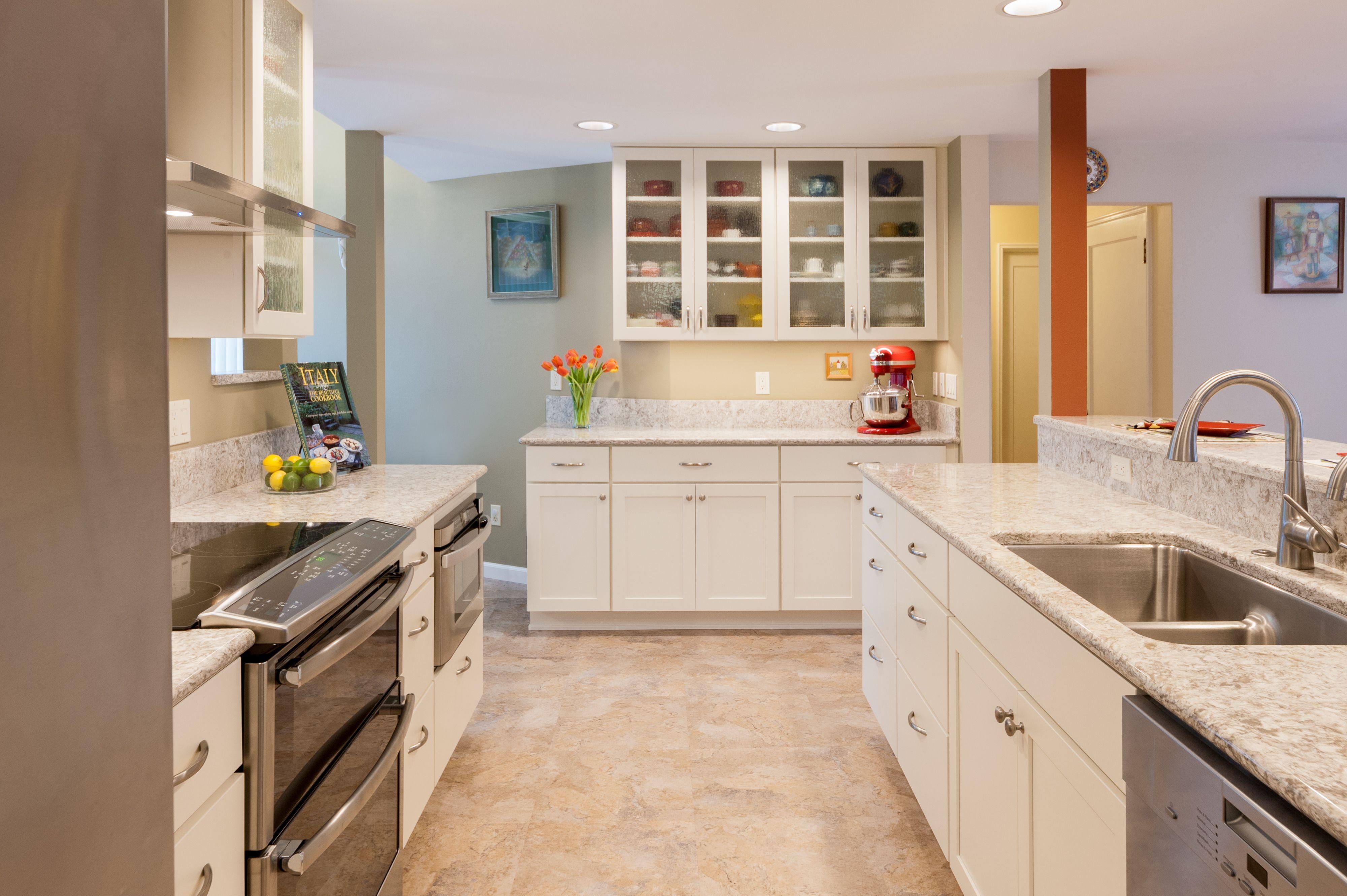 open galley kitchens | Bright Open Galley Kitchen - McAdams Remodeling #opengalleykitchen open galley kitchens | Bright Open Galley Kitchen - McAdams Remodeling #opengalleykitchen