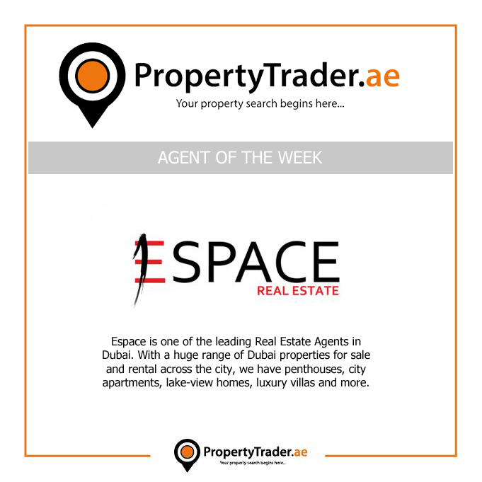 The Best Condo Design In Dubai: Agent Of The Week Espace Real Estate