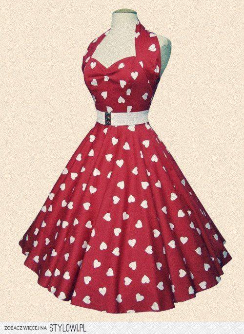 b92cd65a moda lata 60 - Szukaj w Google | Disney w 2019 | Sukienki, Ubrania i ...