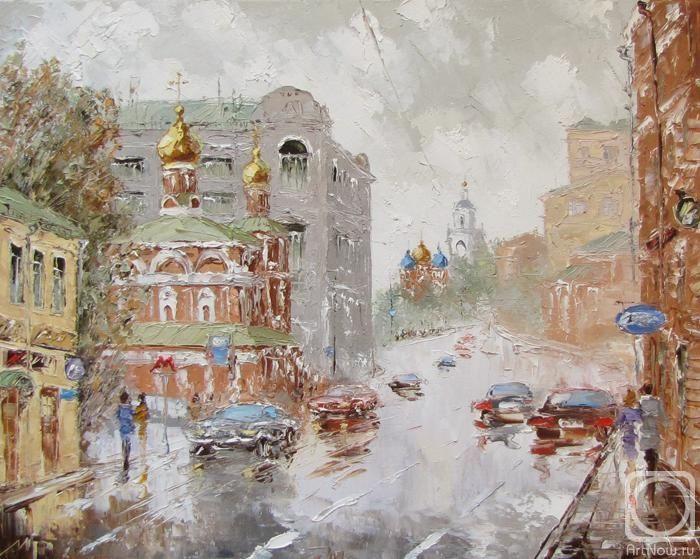 Радчинский Михаил. Солянка