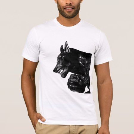 Werewolf T-Shirt - tap, personalize, buy right now!
