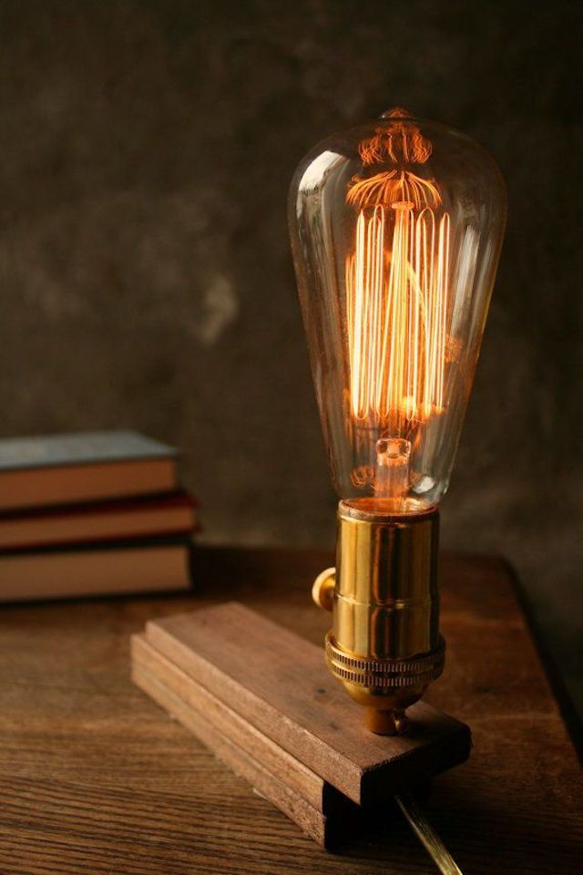 20 Stunning Lights That You Can Make Yourself - The Handy Mano