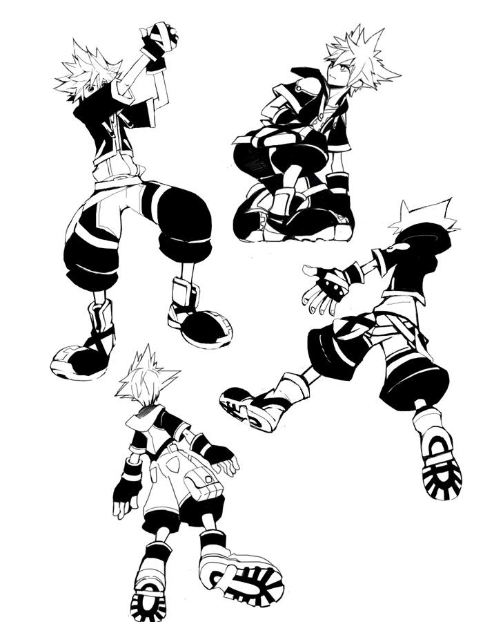 More Kingdom Hearts that I haven't seen!!!!!!