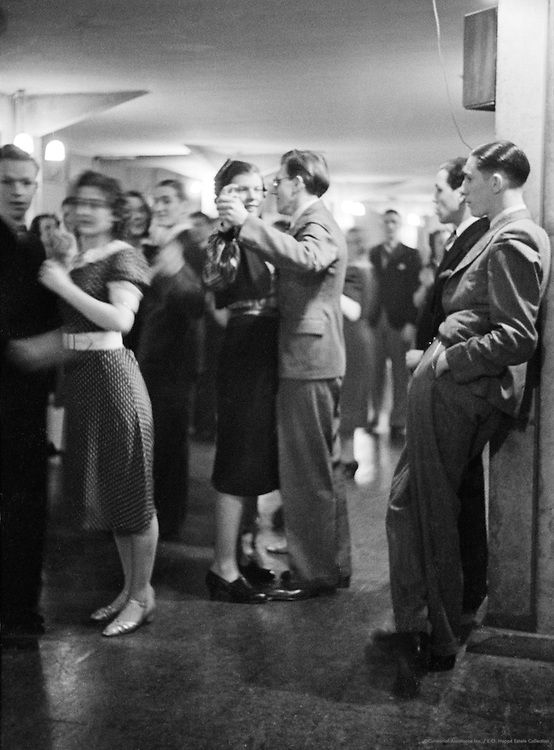 Dance at Peckham Health Center, London, England, c.1935 ...