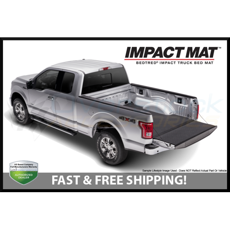 Bedrug Impact Bedmat Liner 2015 2017 Chevrolet Colorado Gmc