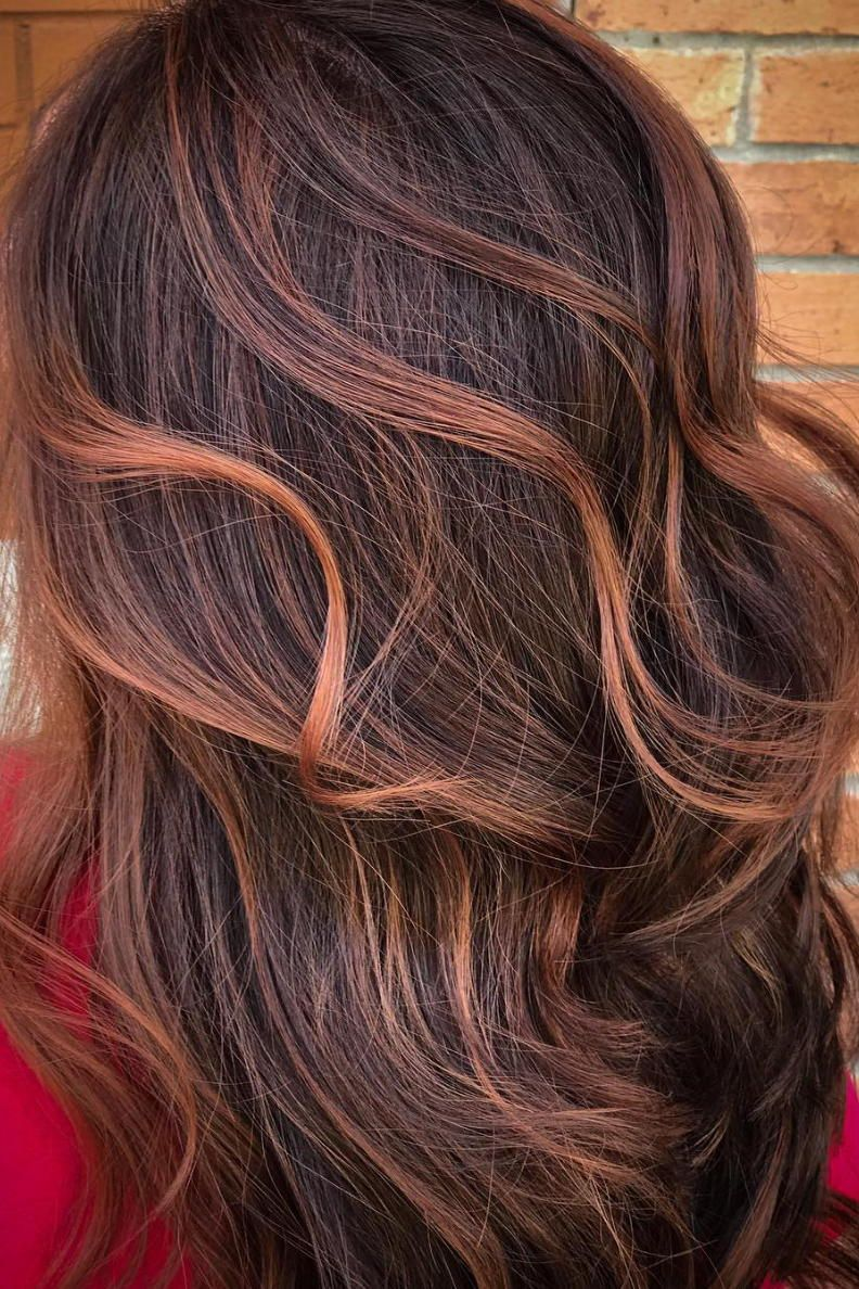 Dark Red Hair Color Looks That Are Trending This Year   Hair color ...