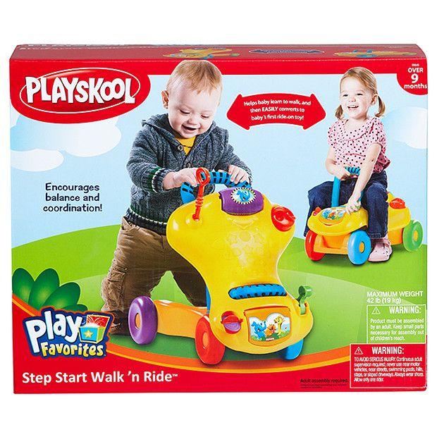 Playskool Step, Start, Walk N Ride   Target Australia ...