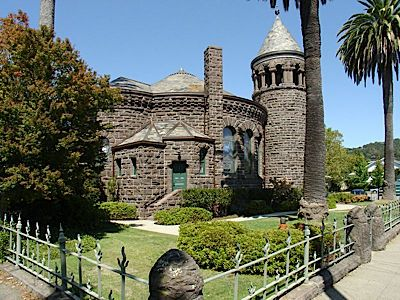 Wedding Venues · San Francisco Theological Seminary Marin County Um...Itu0027s  A CASTLE. Small Though