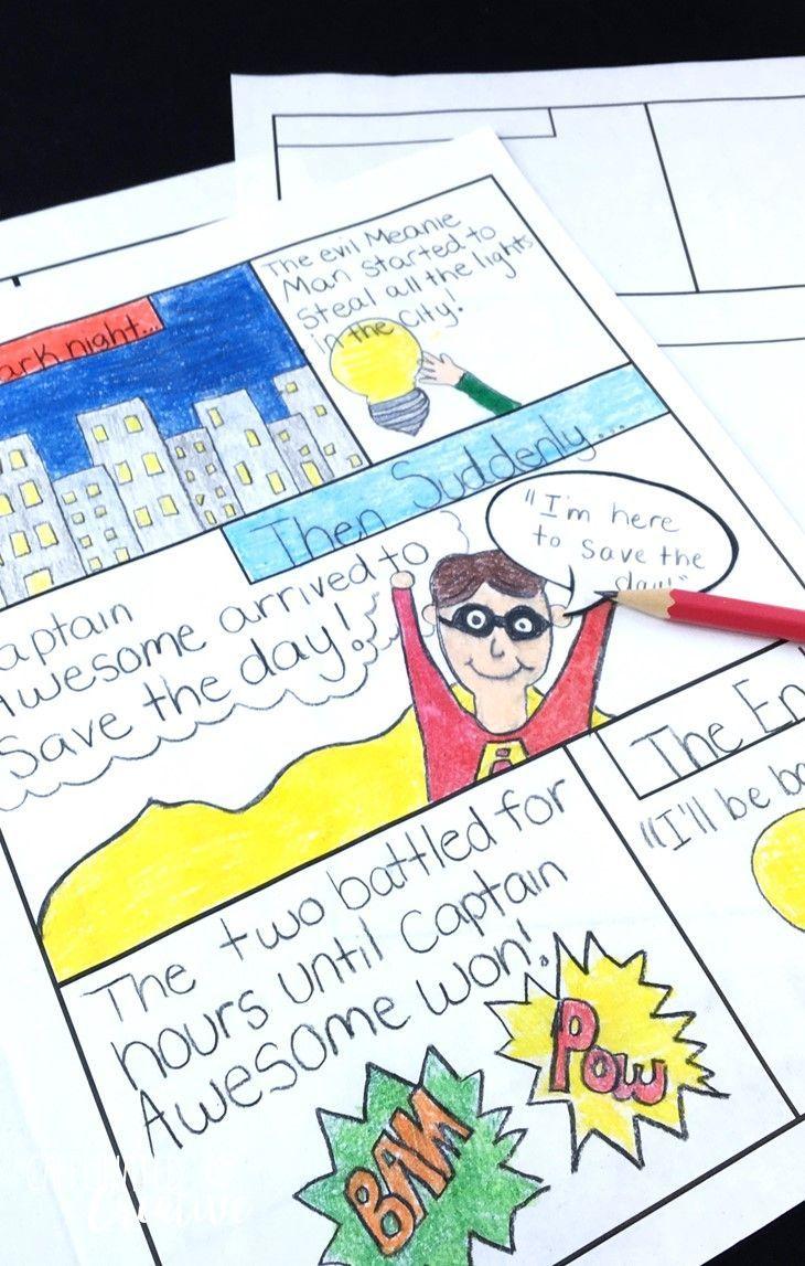 creative ways to teach writing