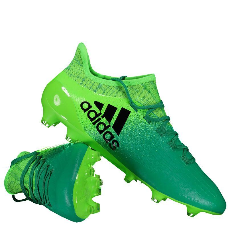 38b3242363 Chuteira Adidas X 16.1 FG Campo Verde Somente na FutFanatics você compra  agora Chuteira Adidas X